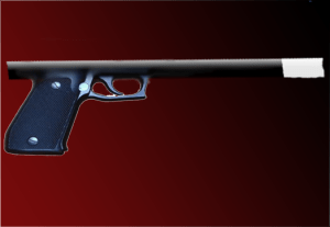 pistolwand