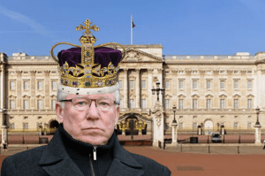 Previously crowned 'king of Europe' Fergie takes on a smaller challenge