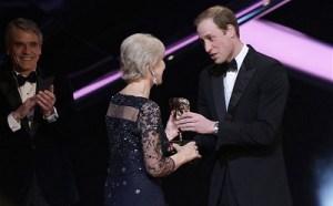 BAFTAs - Mirren