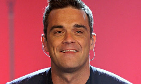 'Robbie Williams shared photos and videos of himself and Ayda Field in the delivery suite.'