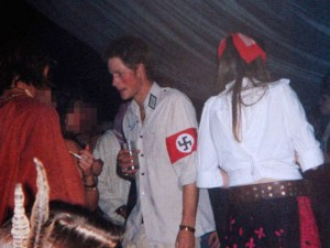 Prince Harry's choice of kit didn't go down well