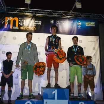 2014 IFSC Climbing World Championships Bouldering – Day 3 –Finals