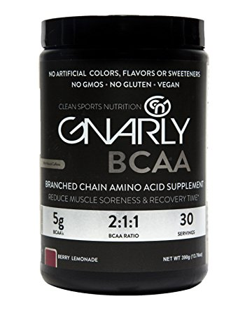 Gnarley BCAA