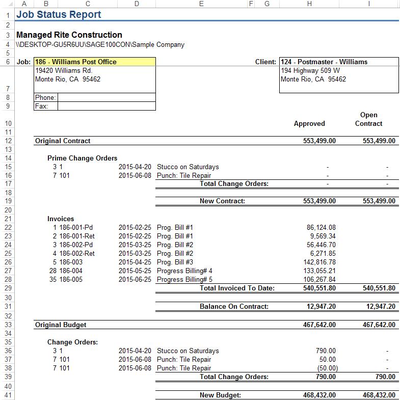 Job Progress Report Job Progress Report Sample Awesome Free - job progress report