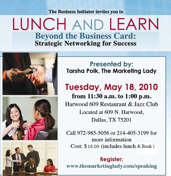 Lunch And Learn Invitation Templateart4search.com | art4search.com