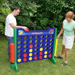Giant Connect 4 hire from Eventech UK