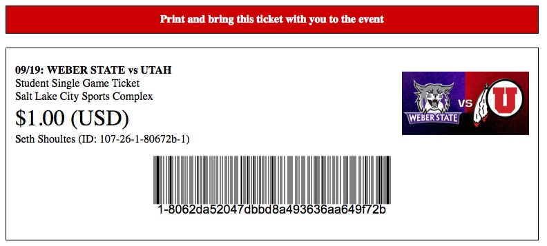 Send your attendees tickets after their registrations from your - printable event tickets