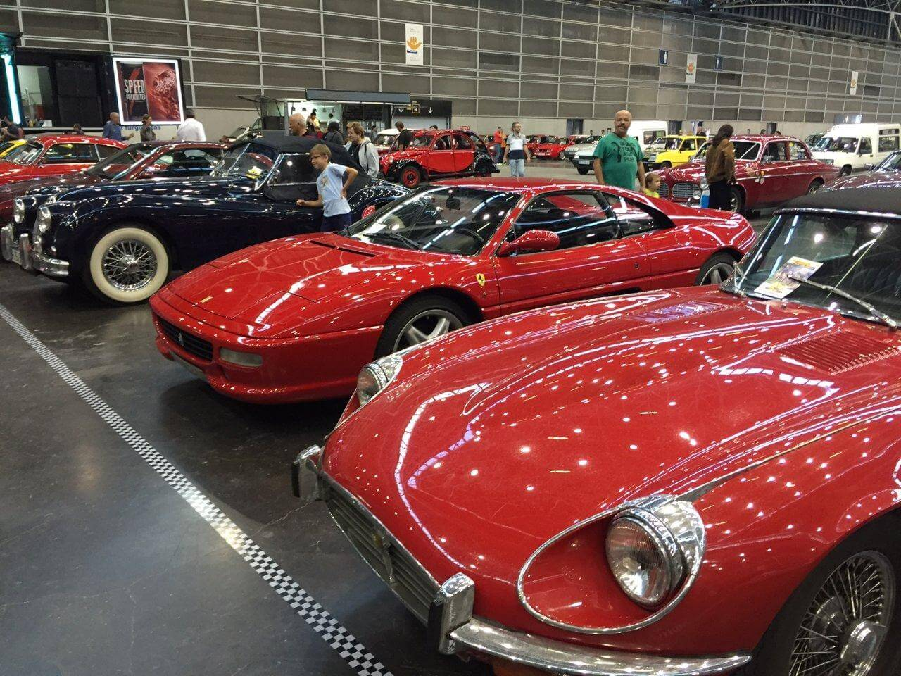Horario Salon Automovil Barcelona Eventos Iv Retro Valencia Venta Motos Y Coches