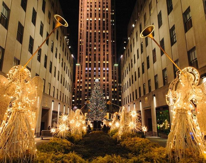 Upstate New York Fall Hd Wallpaper 2015 Rockefeller Center Christmas Tree Lighting