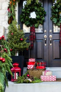 Christmas Decorating Ideas For Porch - Festival Around the ...
