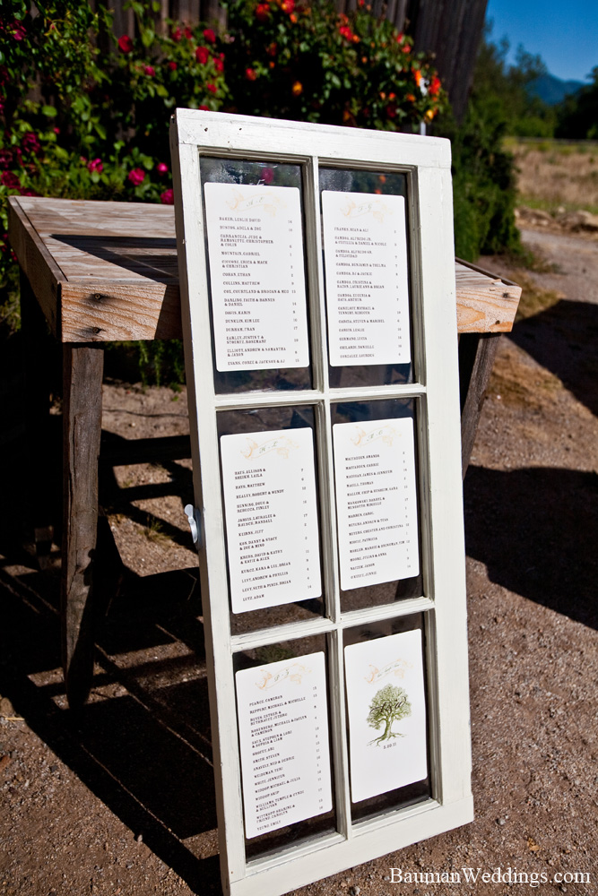 Window Pane seating chart Events by Design Blog