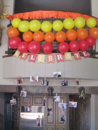 Simple Birthday Party Decorations - events to CELEBRATE!