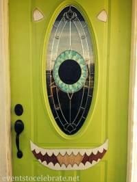 Halloween Door & Window Decorations - events to CELEBRATE!