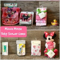 Minnie Mouse Baby Shower Ideas - events to CELEBRATE!