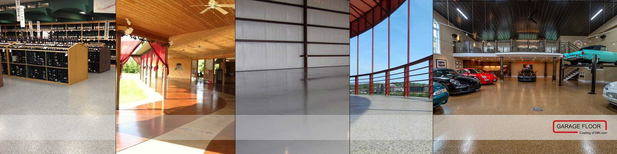 Garage Floor Coating Of Mn Events With Cars