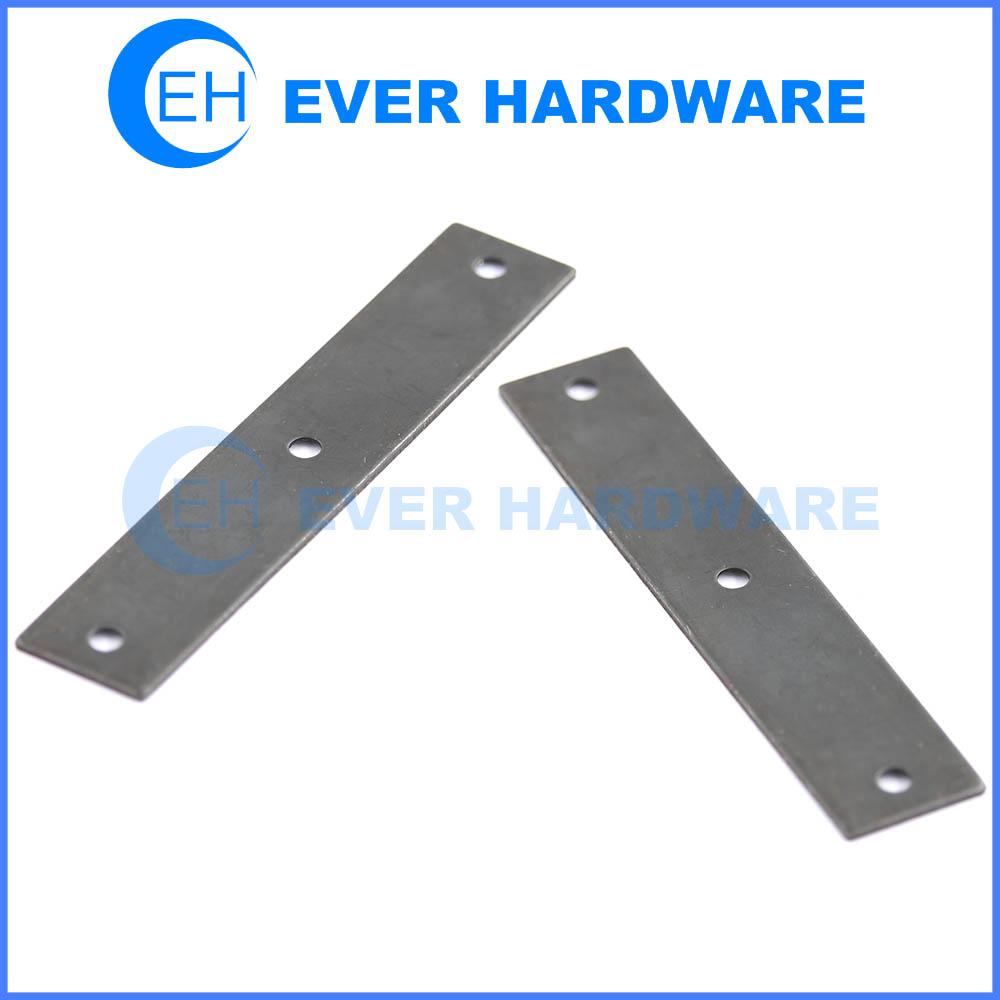 Flat Metal Brackets Flat Corner Brace Metal Mounting