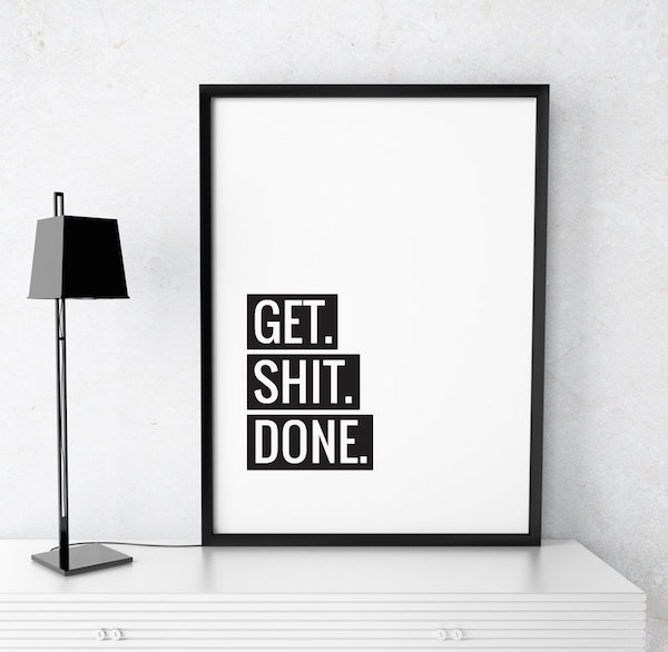 15+ Creative Motivational Posters for your Home Office EverCoolHomes