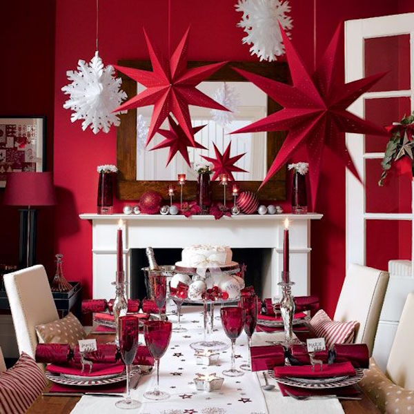 10 Low-Cost Christmas Home Decorating Ideas EverCoolHomes - christmas home decor ideas