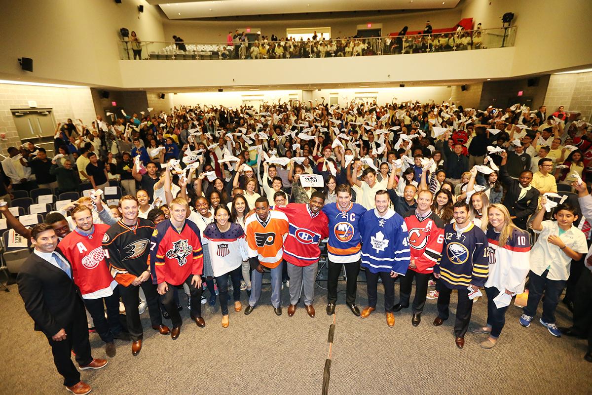 Future Goals Program Launch – Newark, NJ