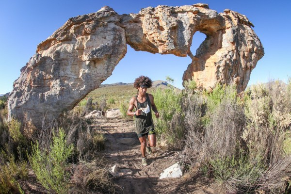 The weathered Koue Bokkeveld rock formations punctuate a spectacular final stage at the Tankwa Trail. Photo by Oakpics.com.
