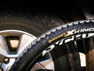 Dryland recommend a Continental X-King tyre on the front wheel and a Race-King tyre on the rear wheel of your bike, as well as General Tire Grabber AT3 tyres on your 4x4. Photo by Oakpics.com.