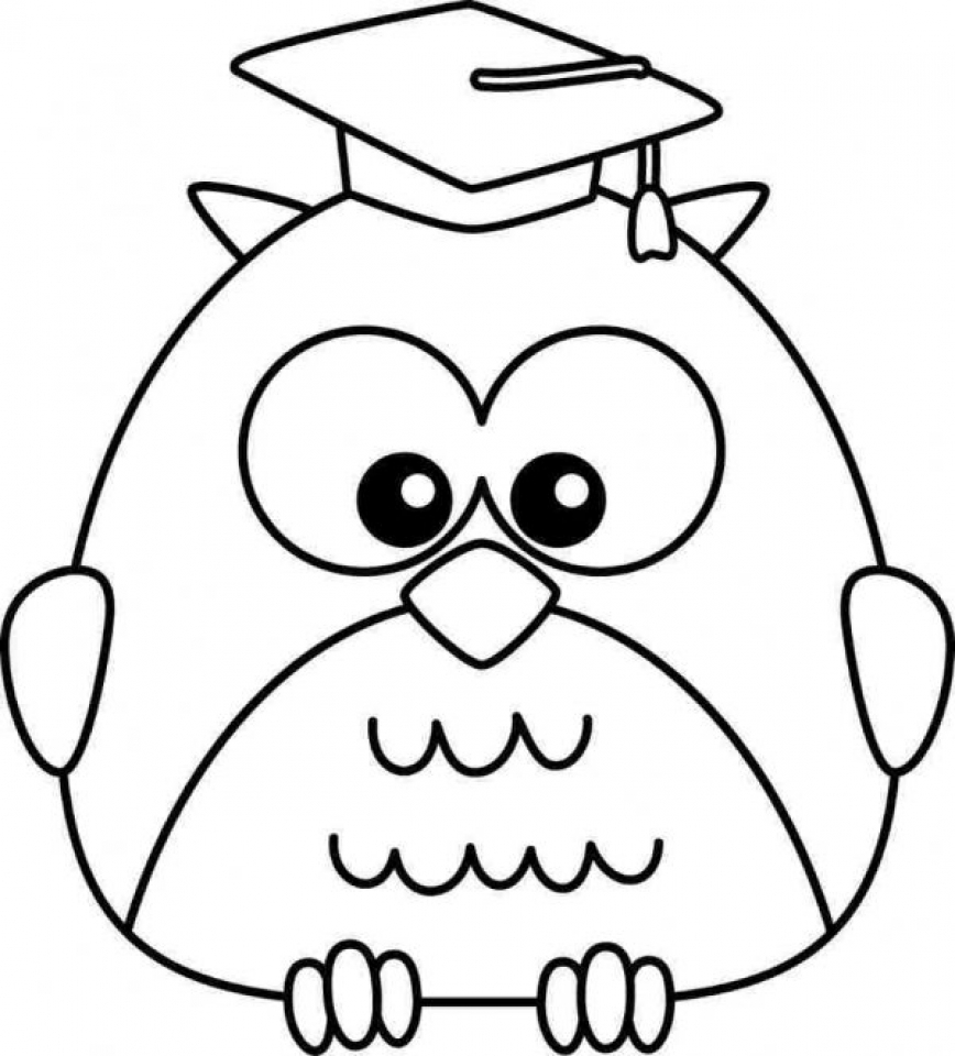 Free Coloring Pages Toddler