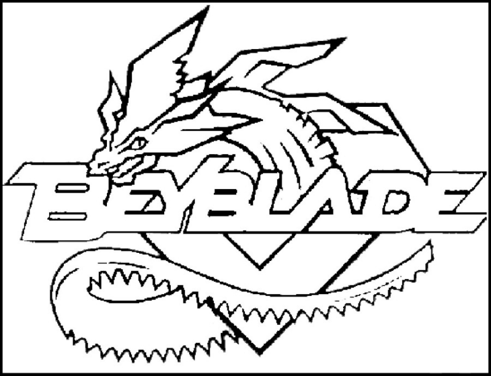 Get This Printable Beyblade Coloring Pages Online 89391 SaveEnlarge