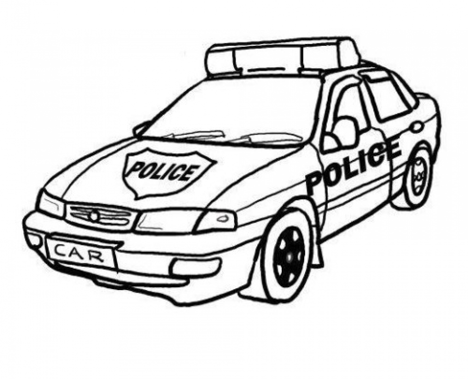 Police Car Wiring Harness