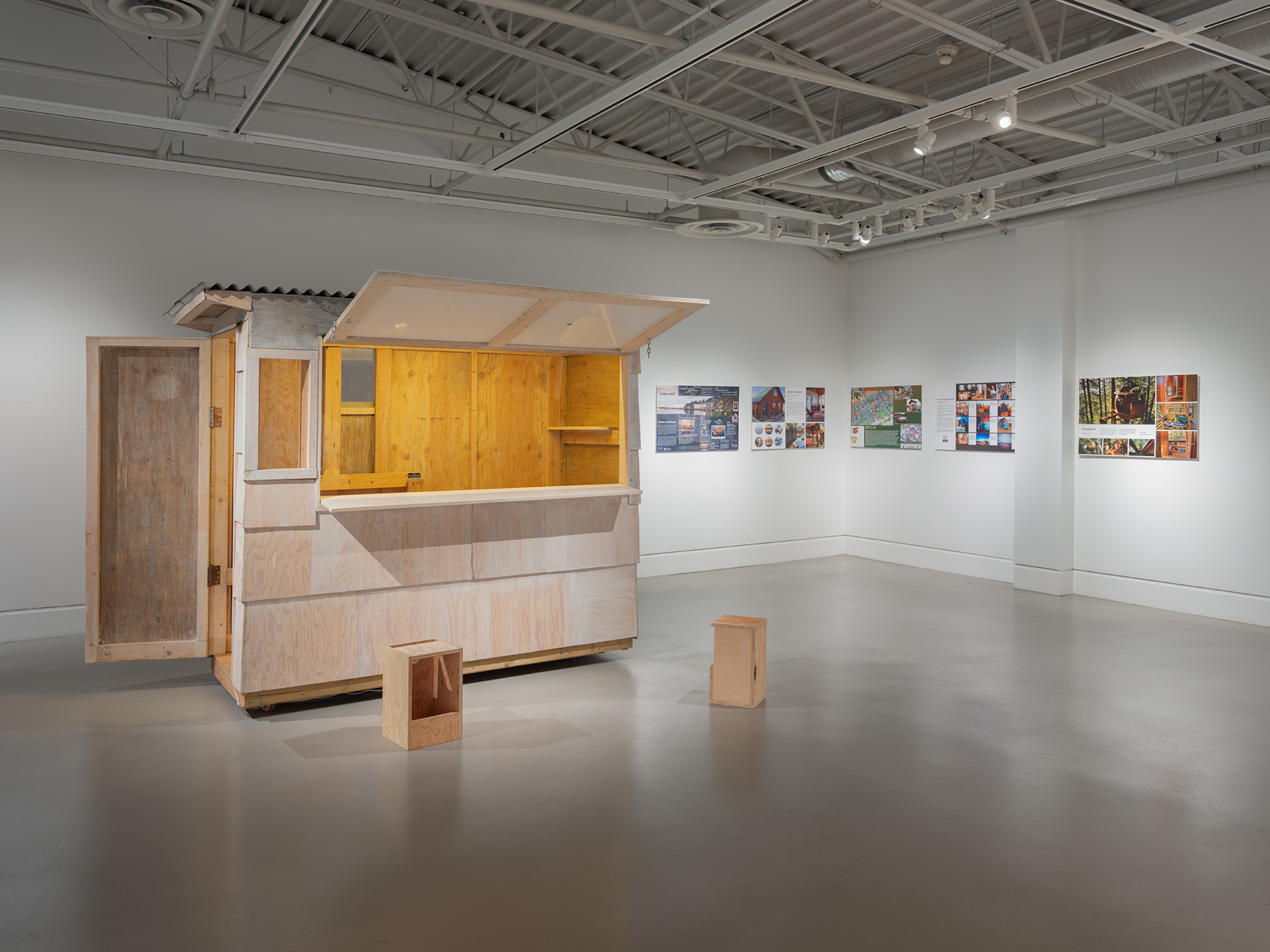 Photography Exhibition Installation View Of Germaine Koh Home Made Home Exhibition At