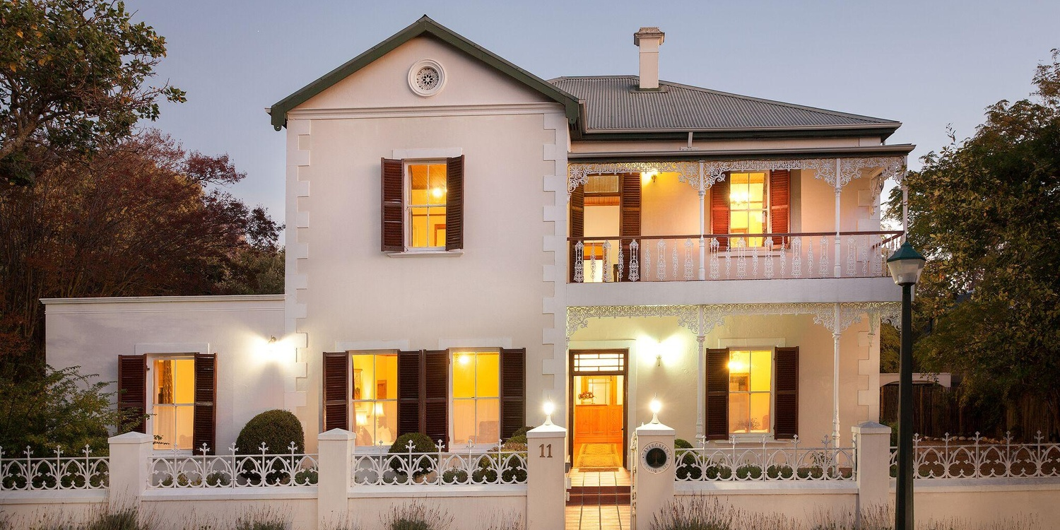 House Accommodation Evergreen Manor Spa Guest House Accommodation Stellenbosch