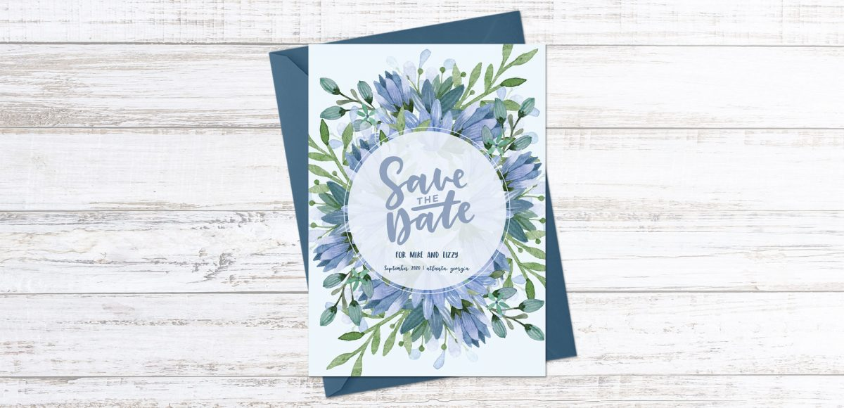 Create a Save the Date Postcard in Adobe Illustrator - Every-Tuesday