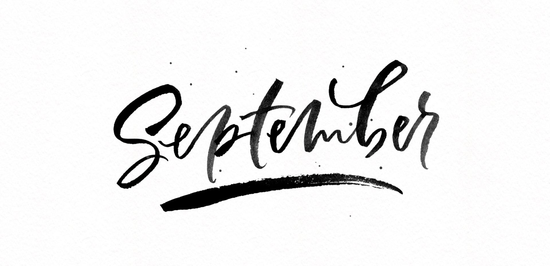 Glam Fall Background Wallpaper Freebie September 2017 Desktop Wallpapers Every Tuesday