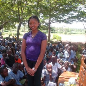 Spring Break Kenya: Galvanizing Kenyans to Service