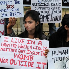 Rape doesn't rob your 'izzat': an Indian-American perspective on global sexual abuse struggles