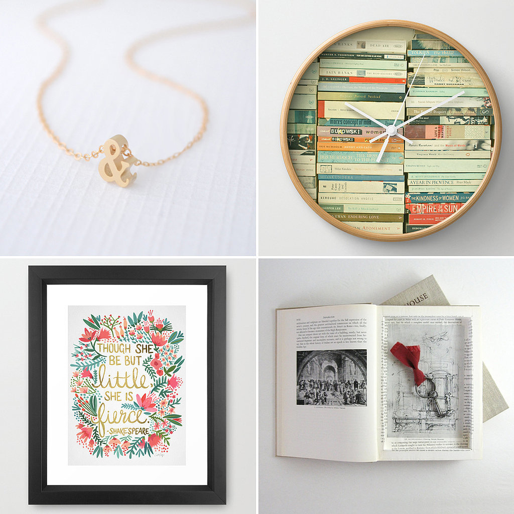 Book Lover Gift Ten Bookish Wishes Nicolette Elzie