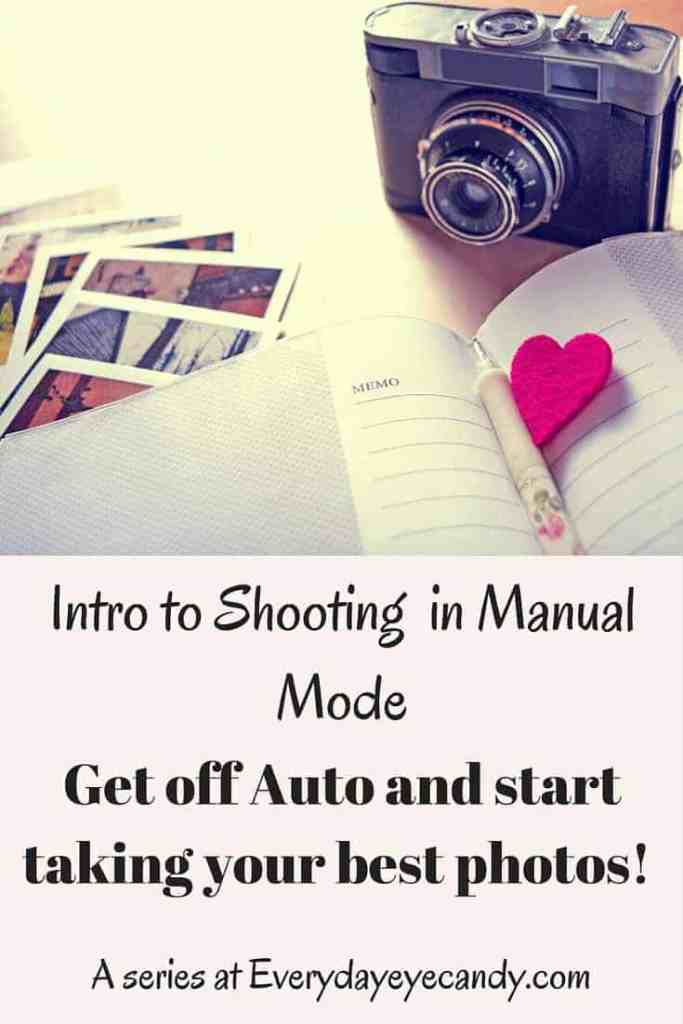 It's time to bring everything you have learned about the exposure triangle together and shoot in manual mode! I
