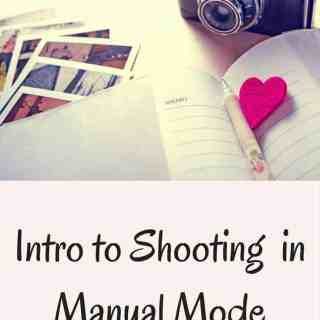Do you have a awesome camera that is stuck in auto mode because you don't know how to use it? It is time to take your camera off of auto and learn to shoot in manual mode! This series will break down the how and the why of shooting in manual mode and get you off auto and on to beautiful photos!
