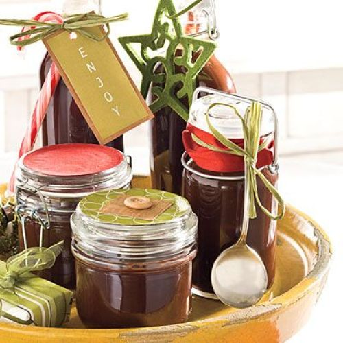 Edible Homemade Christmas Gifts | The Everyday Home | www.everydayhomeblog.com