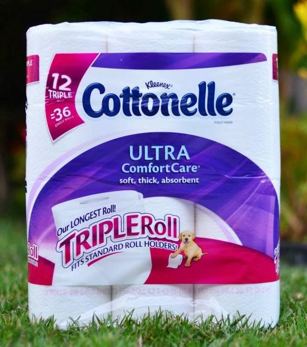 Snowball-Cottonelle