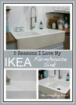 IKEA Farmhouse Sink