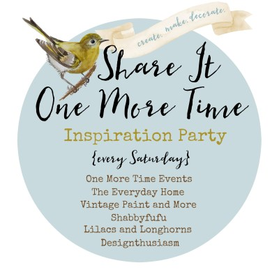 Share It One More Time Inspiration Party #38