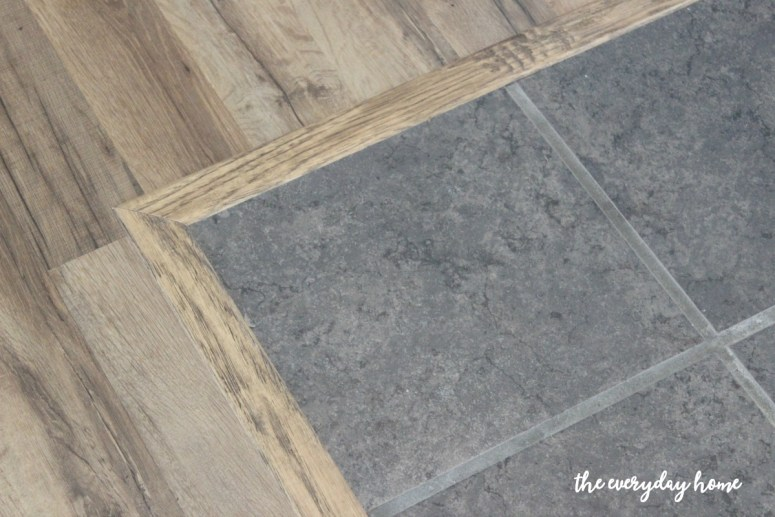 Flooring Transitions | The Everyday Home | www.everydayhomeblog.com