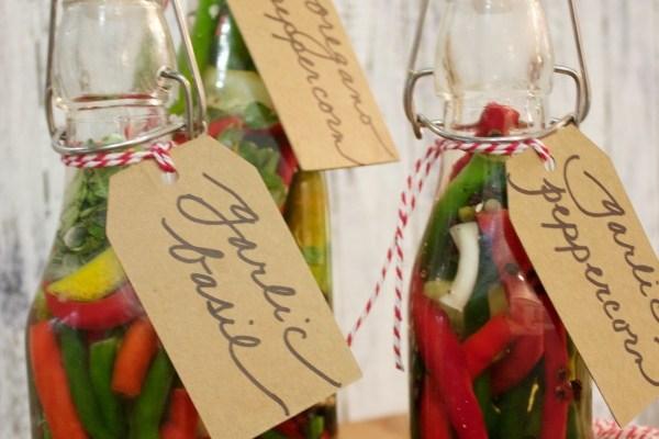 Easy Pepper Vinegar Recipes