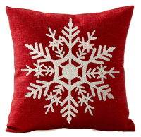 20 Favorite Christmas Pillows {2017} - The Everyday Home