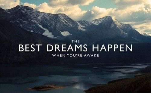inspirational picture quotes dreams come true