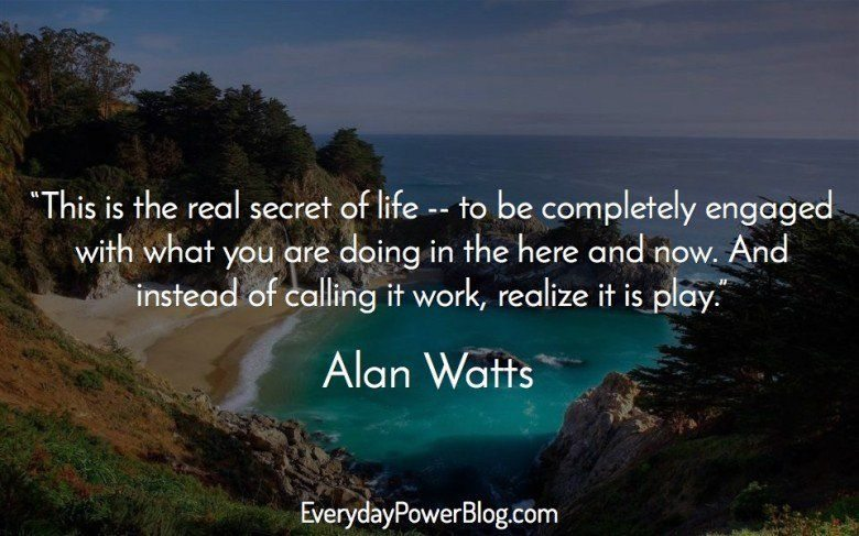 Granted Quotes Wallpaper 21 Alan Watts Quotes About The Purpose Of Life That Will