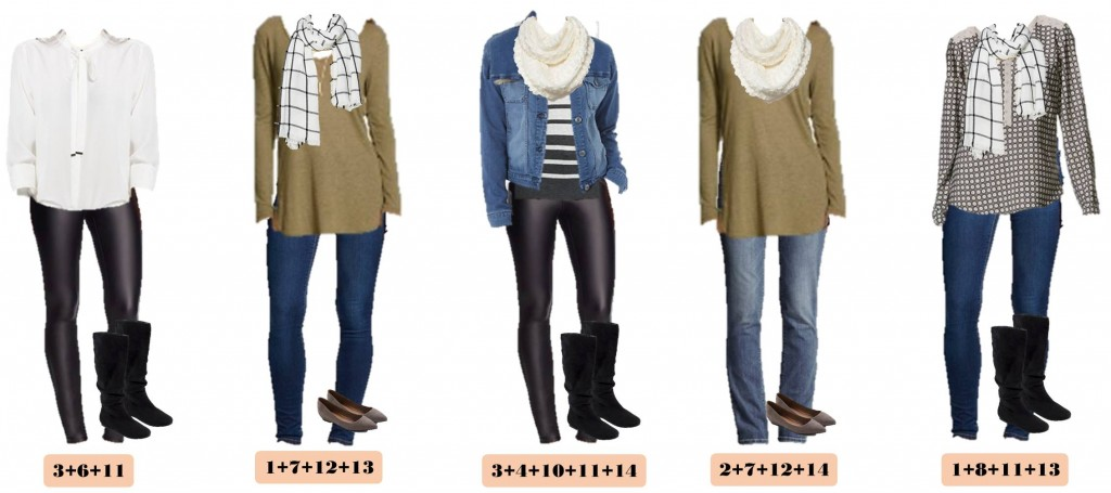 Target Winter Capsule Wardrobe Easy Winter Outfits For Women