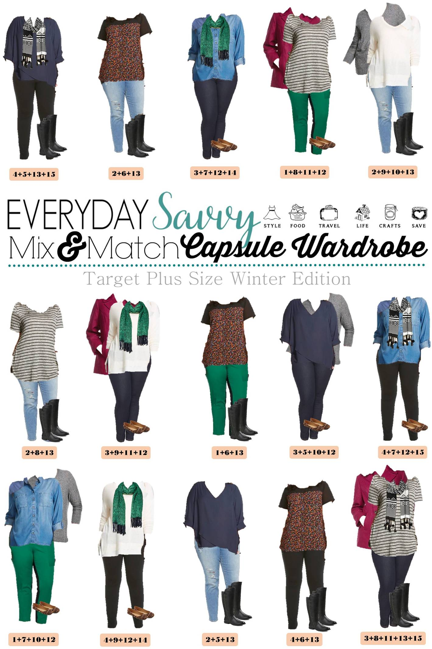 Target Work Shirts Winter Plus Size Capsule Wardrobe From Target