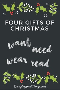 Four Gifts of Christmas