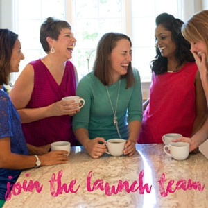 Better Together Launch Team!